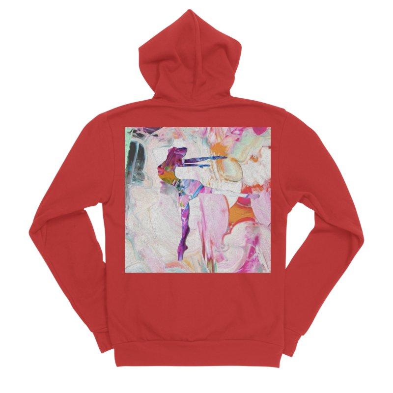 On Point Women's Zip-Up Hoody by designsbydana's Artist Shop