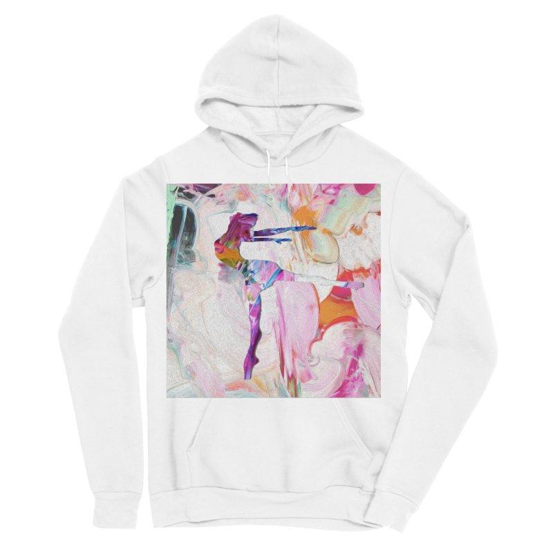 On Point Women's Sponge Fleece Pullover Hoody by designsbydana's Artist Shop