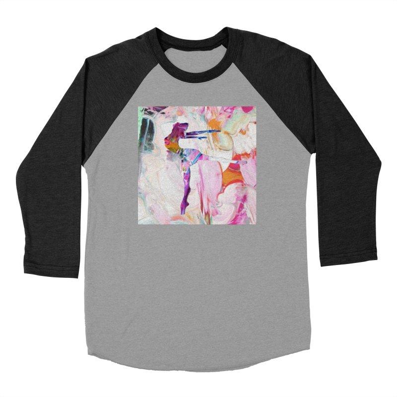On Point Women's Baseball Triblend Longsleeve T-Shirt by designsbydana's Artist Shop