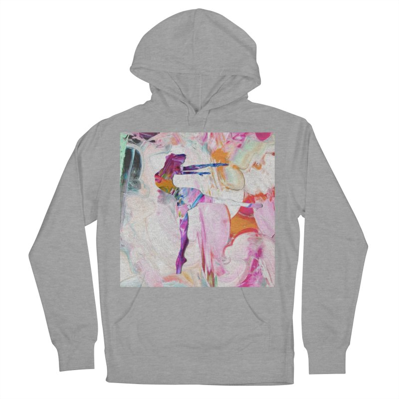 On Point Women's French Terry Pullover Hoody by designsbydana's Artist Shop
