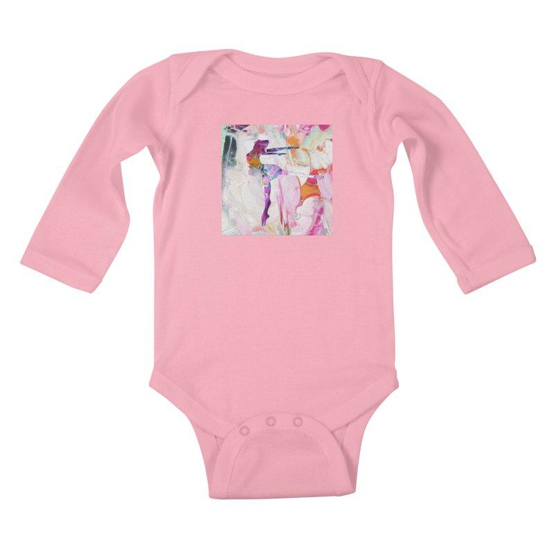 On Point Kids Baby Longsleeve Bodysuit by designsbydana's Artist Shop