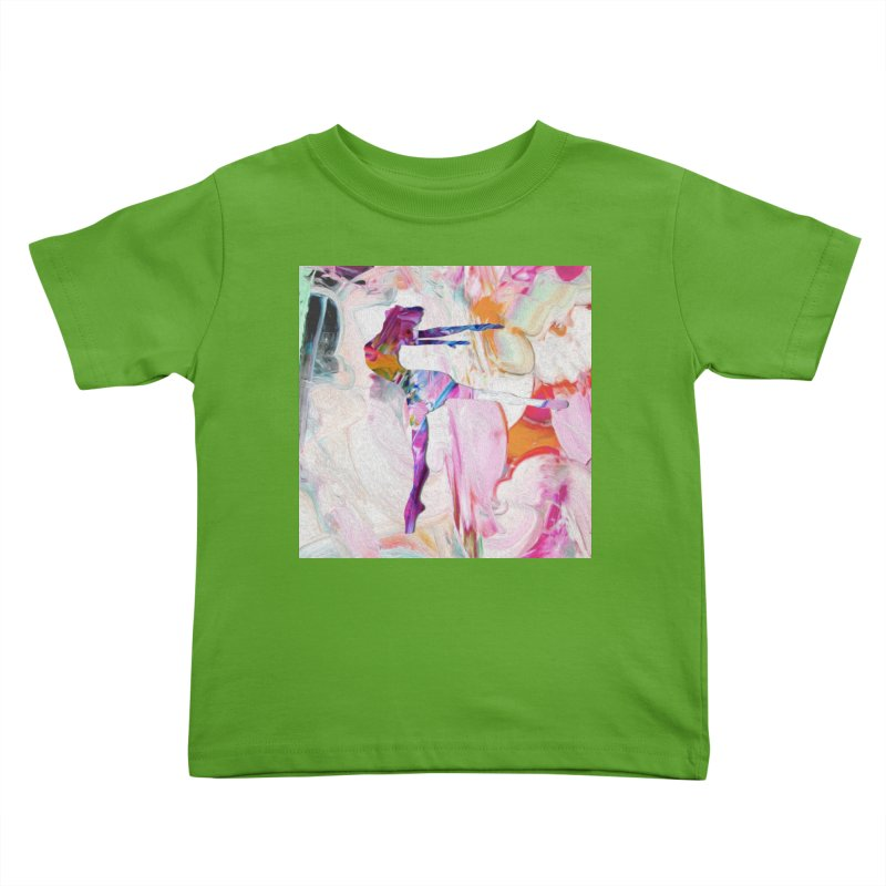On Point Kids Toddler T-Shirt by designsbydana's Artist Shop