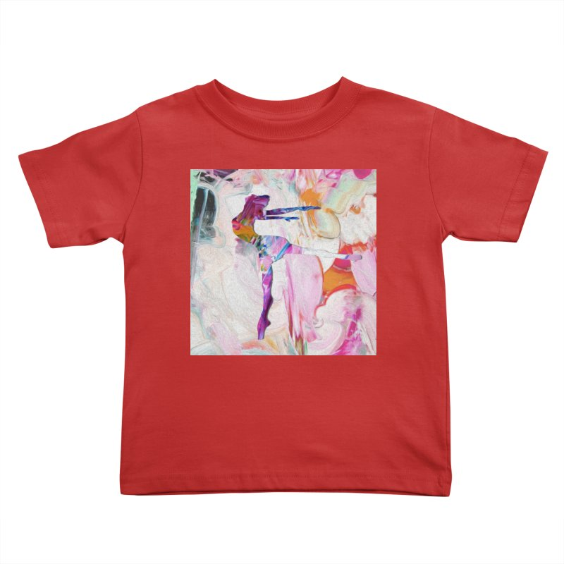 On Point Kids Toddler T-Shirt by designsbydana's Artist Shop