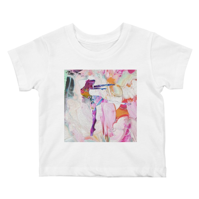On Point Kids Baby T-Shirt by designsbydana's Artist Shop