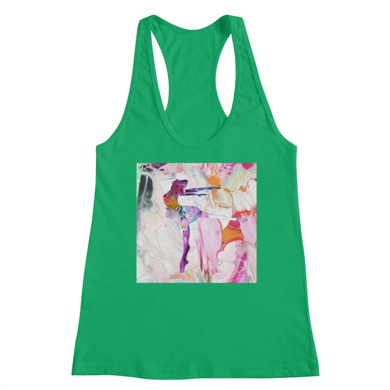 On Point Women's Tank by designsbydana's Artist Shop