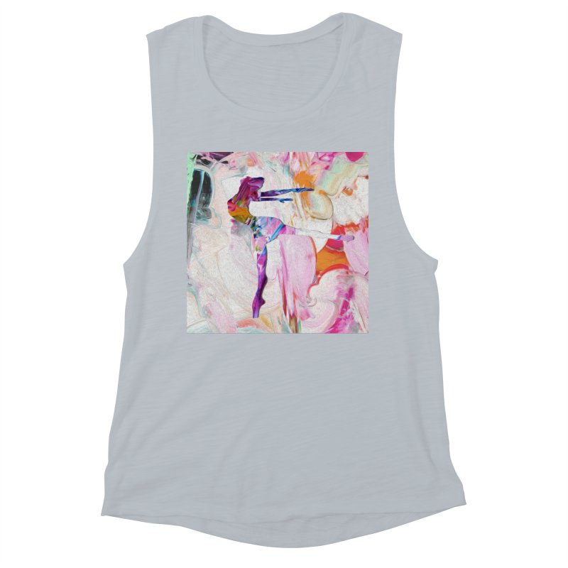 On Point Women's Muscle Tank by designsbydana's Artist Shop