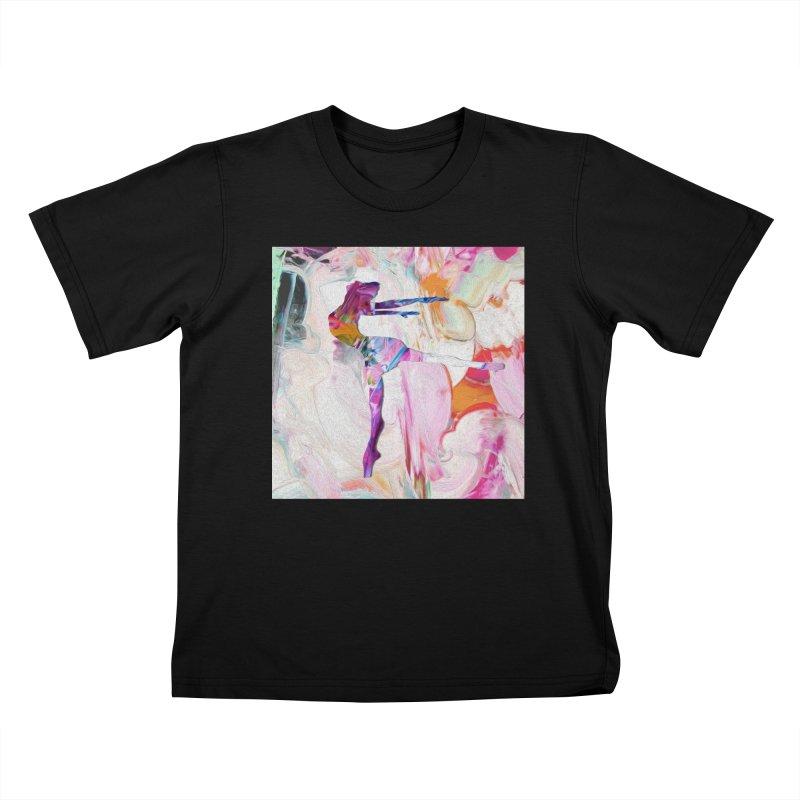 On Point Kids T-Shirt by designsbydana's Artist Shop