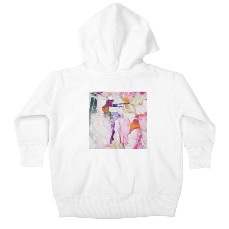 On Point Kids Baby Zip-Up Hoody by designsbydana's Artist Shop