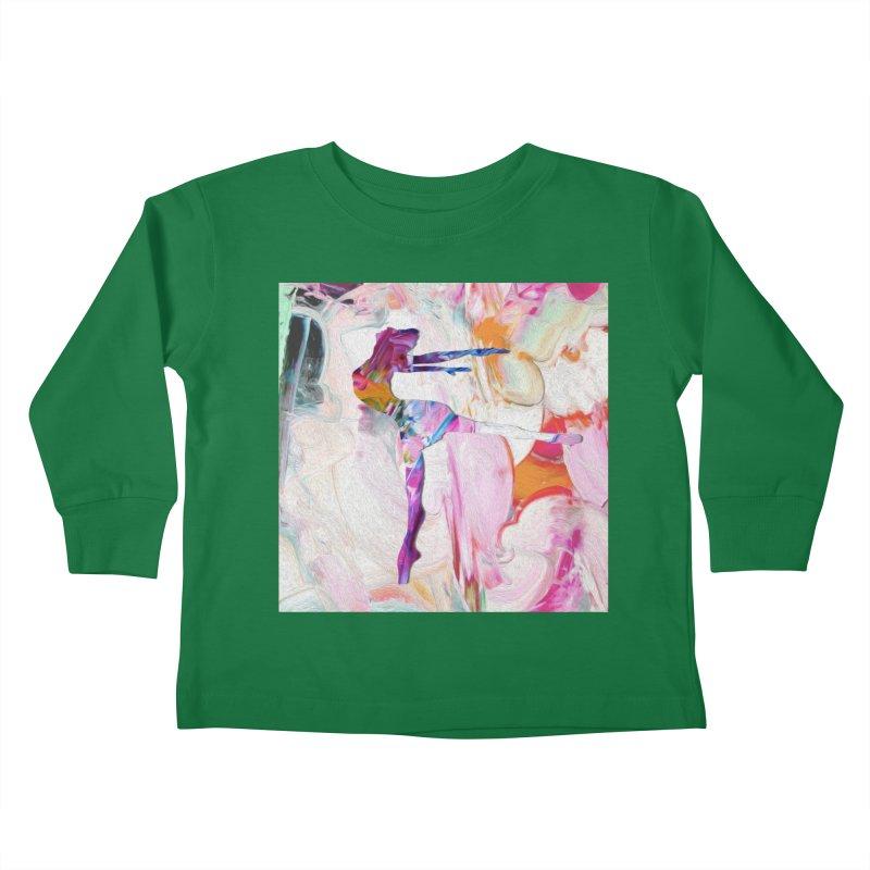 On Point Kids Toddler Longsleeve T-Shirt by designsbydana's Artist Shop