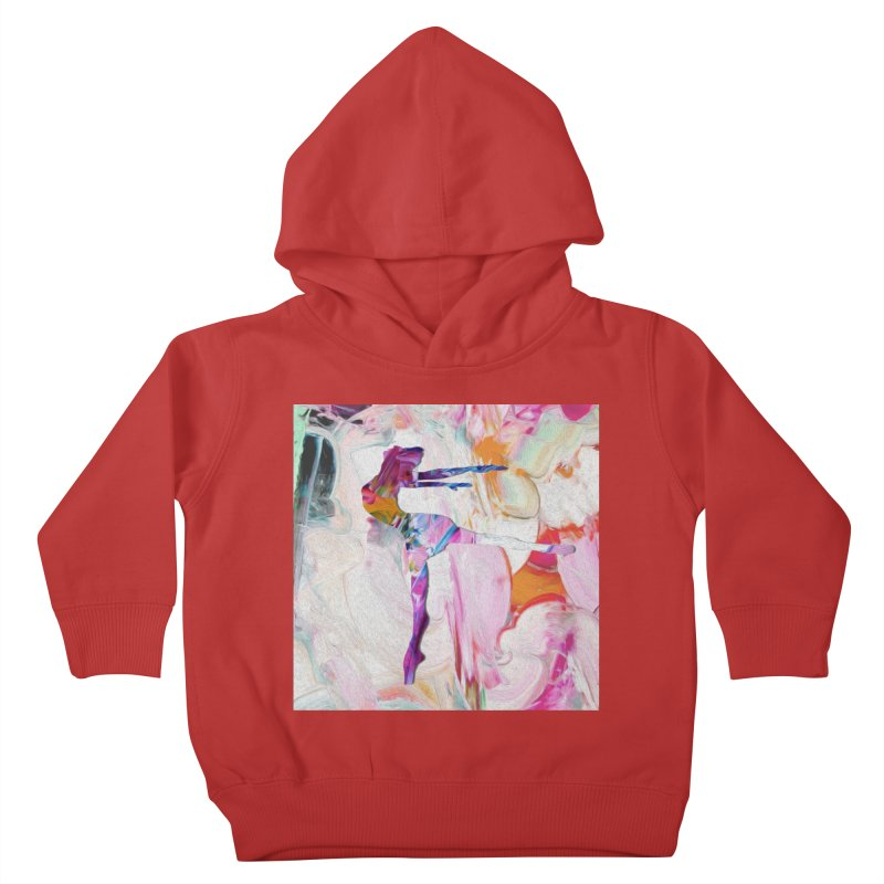 On Point Kids Toddler Pullover Hoody by designsbydana's Artist Shop