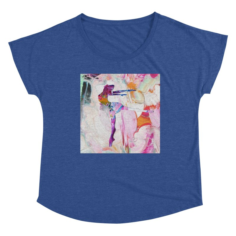 On Point Women's Dolman Scoop Neck by designsbydana's Artist Shop