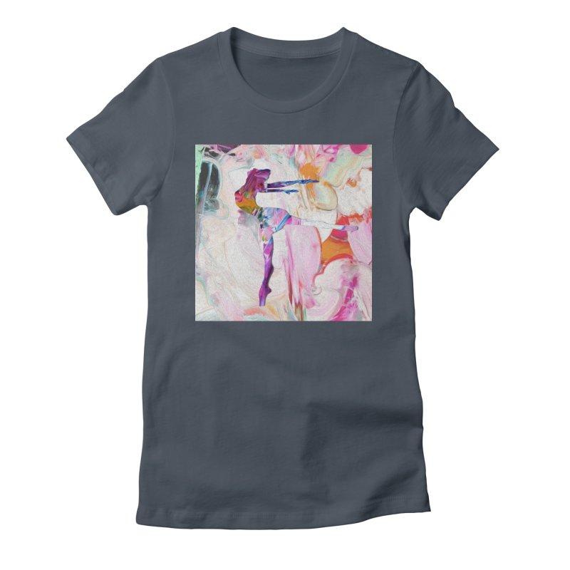On Point Women's T-Shirt by designsbydana's Artist Shop
