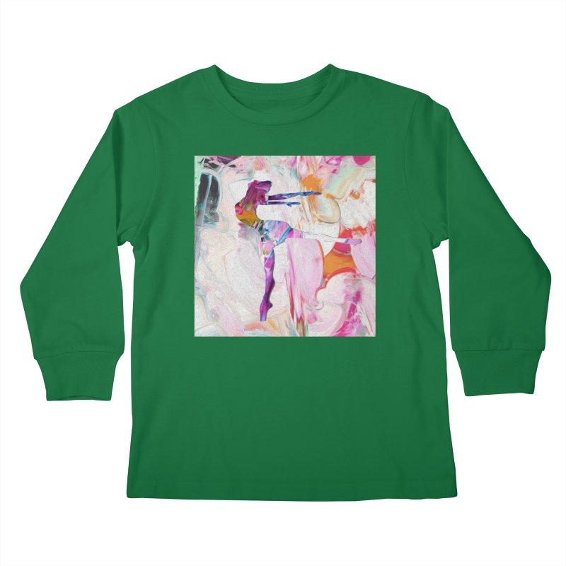 On Point Kids Longsleeve T-Shirt by designsbydana's Artist Shop