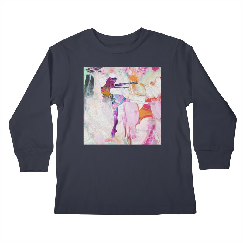 On Point Kids Longsleeve T-Shirt by designsbydana's Artist Shop