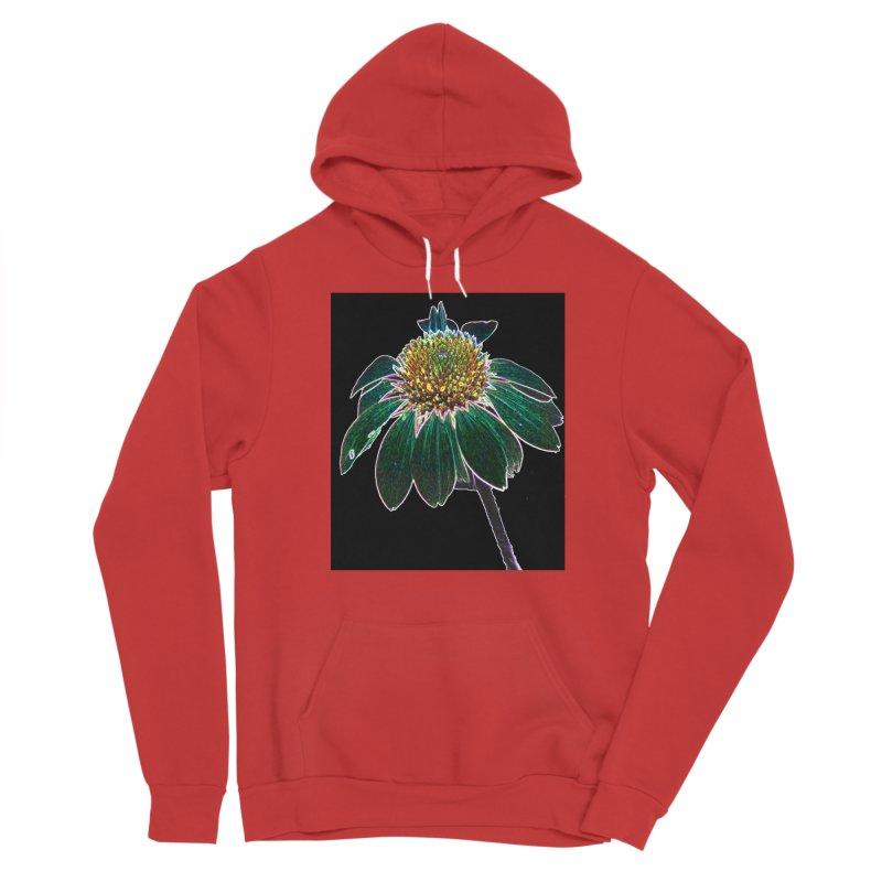 Glowing Bloom Women's Pullover Hoody by designsbydana's Artist Shop