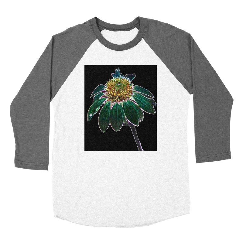 Glowing Bloom Women's Longsleeve T-Shirt by designsbydana's Artist Shop