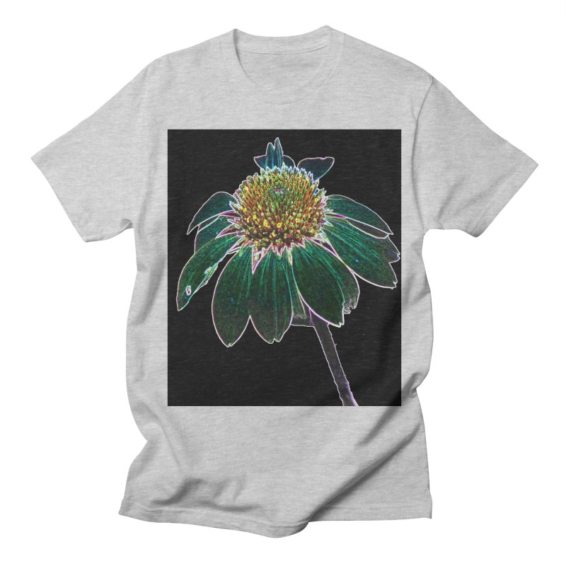 Glowing Bloom Women's Regular Unisex T-Shirt by designsbydana's Artist Shop