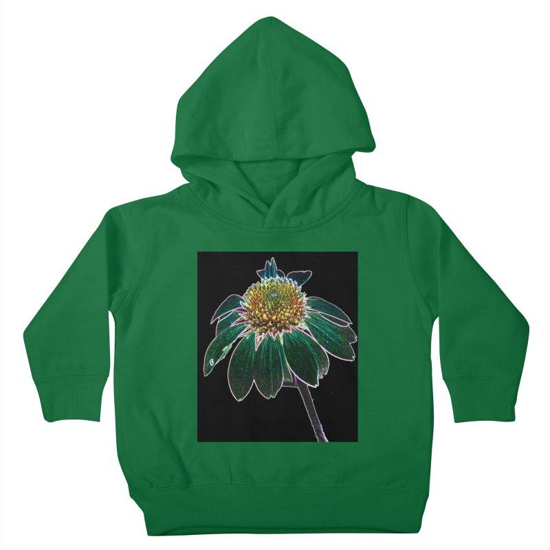 Glowing Bloom Kids Toddler Pullover Hoody by designsbydana's Artist Shop