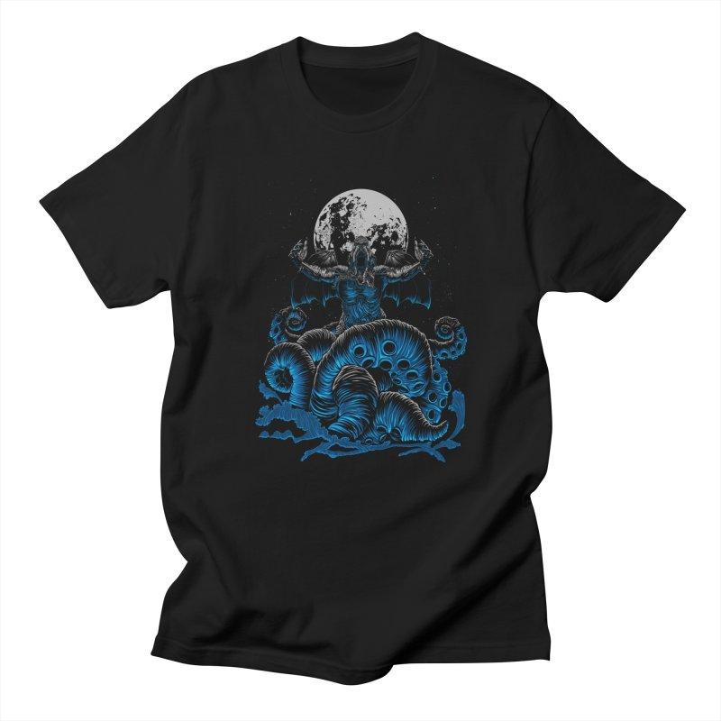 Nyarlathotep Men's T-Shirt by DesignsbyReg