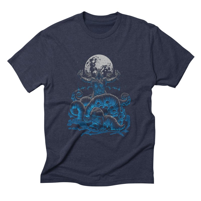 Nyarlathotep Men's Triblend T-Shirt by DesignsbyReg