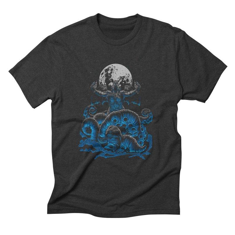 Nyarlathotep Men's Triblend T-Shirt by DesignsbyReg