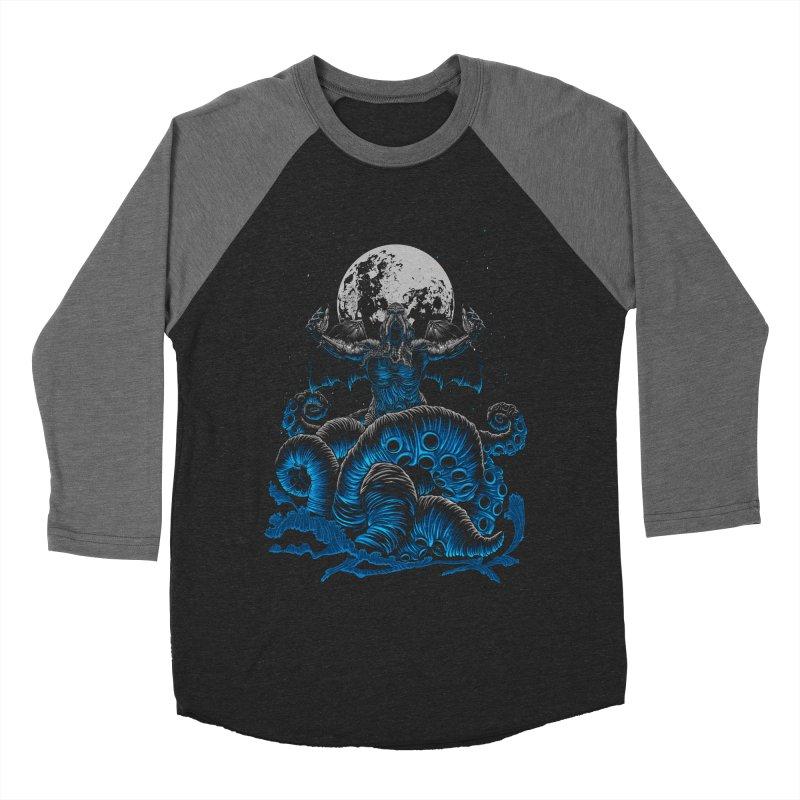 Nyarlathotep Women's Baseball Triblend T-Shirt by DesignsbyReg