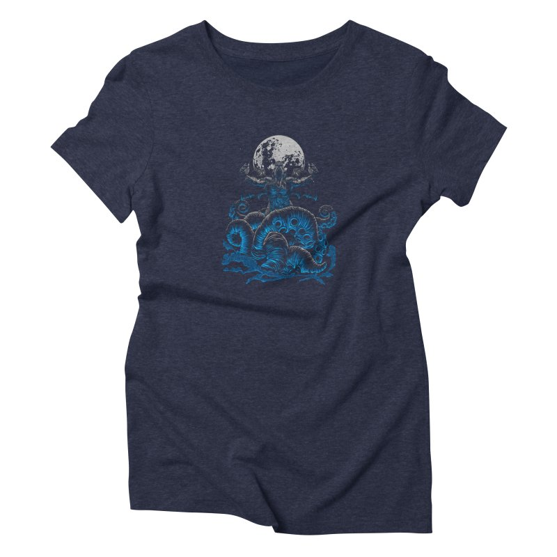 Nyarlathotep Women's T-Shirt by DesignsbyReg
