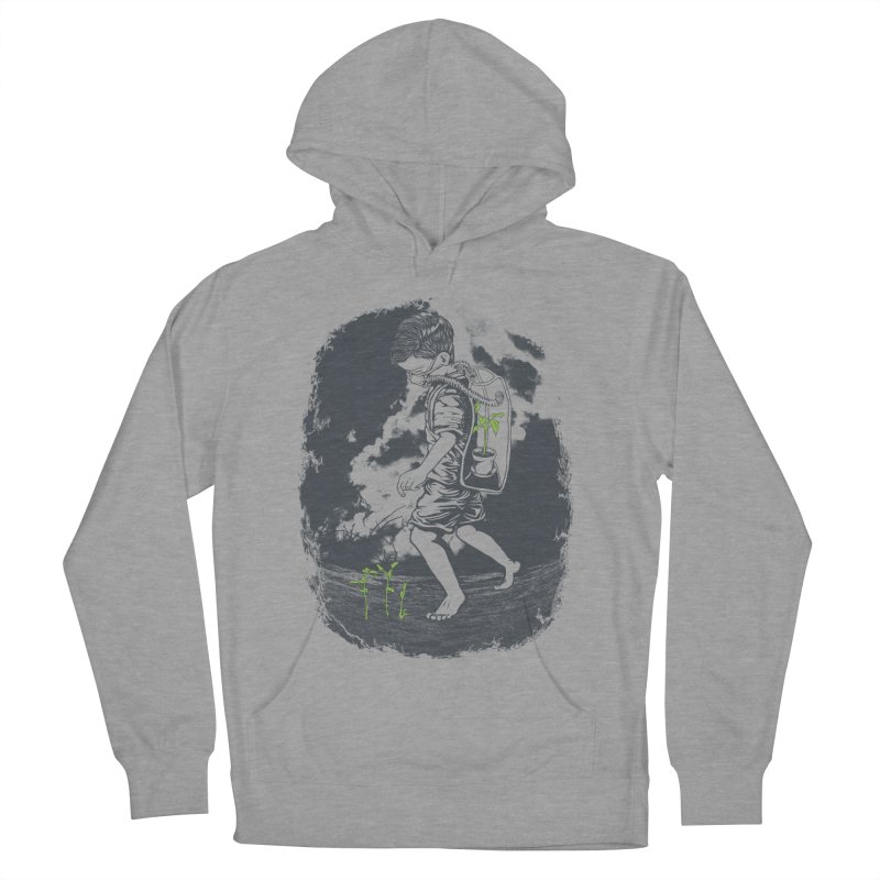 Before it's too late... Men's Pullover Hoody by DesignsbyReg