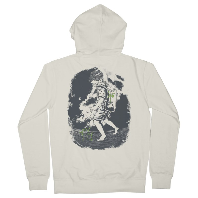 Before it's too late... Women's Zip-Up Hoody by DesignsbyReg