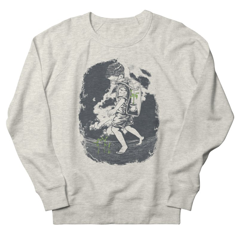 Before it's too late... Women's French Terry Sweatshirt by DesignsbyReg