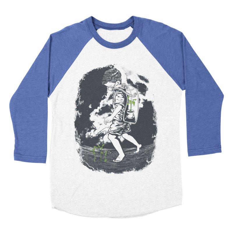 Before it's too late... Women's Baseball Triblend Longsleeve T-Shirt by DesignsbyReg