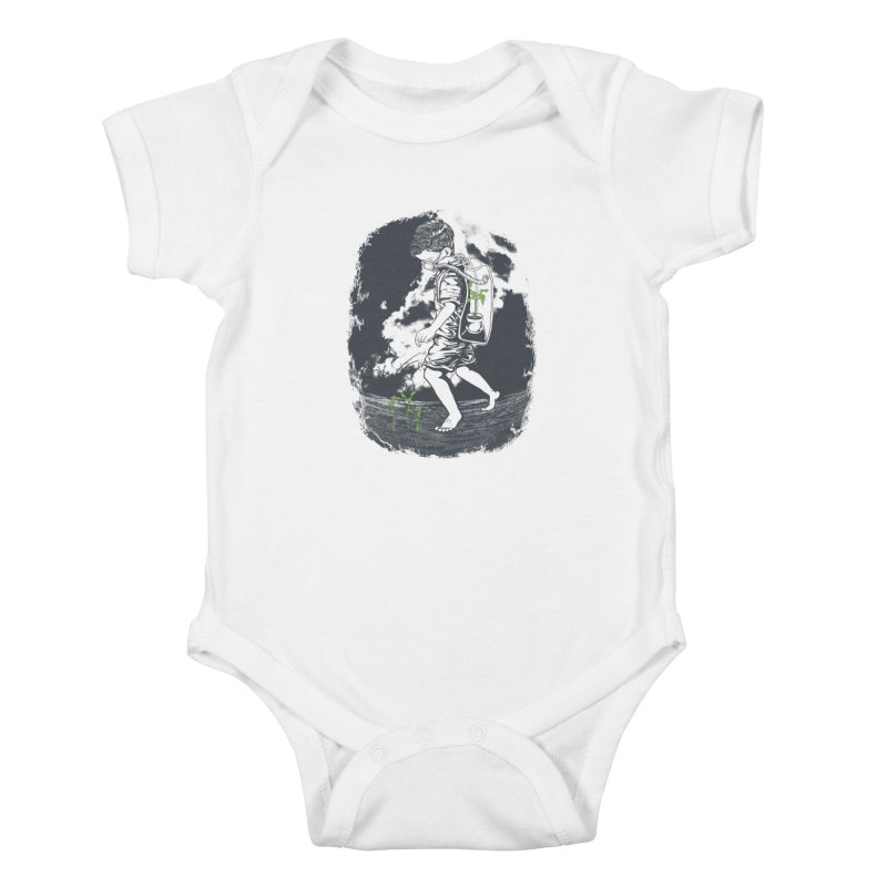 Before it's too late... Kids Baby Bodysuit by DesignsbyReg