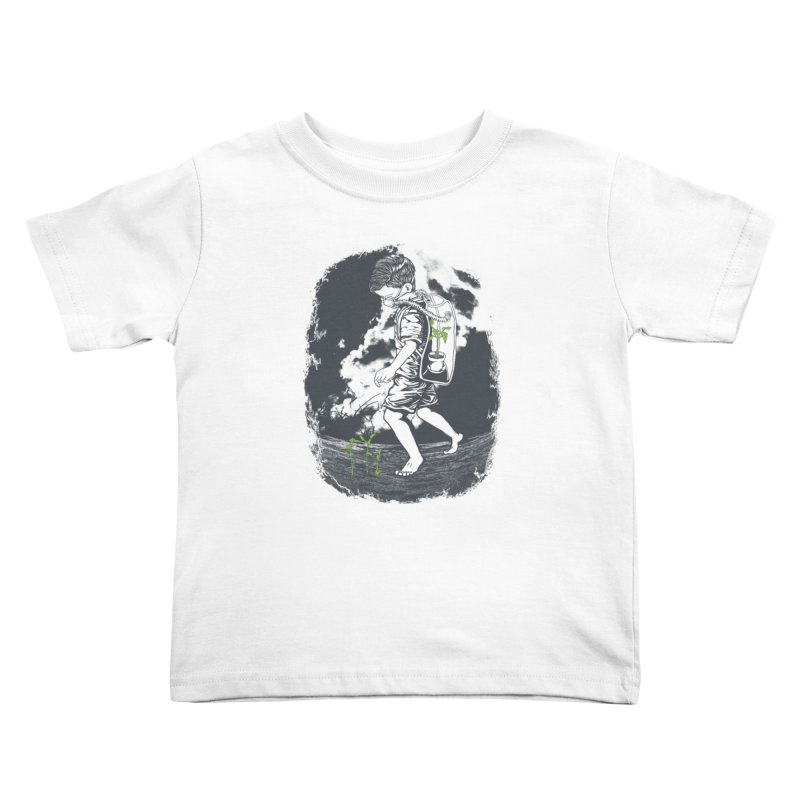 Before it's too late... Kids Toddler T-Shirt by DesignsbyReg
