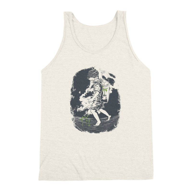 Before it's too late... Men's Triblend Tank by DesignsbyReg