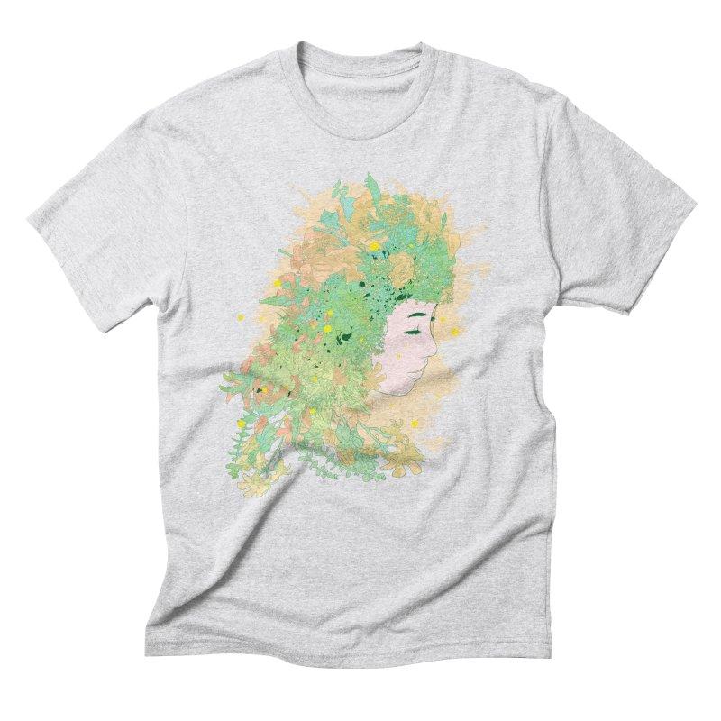 Lovely Men's Triblend T-Shirt by DesignsbyReg