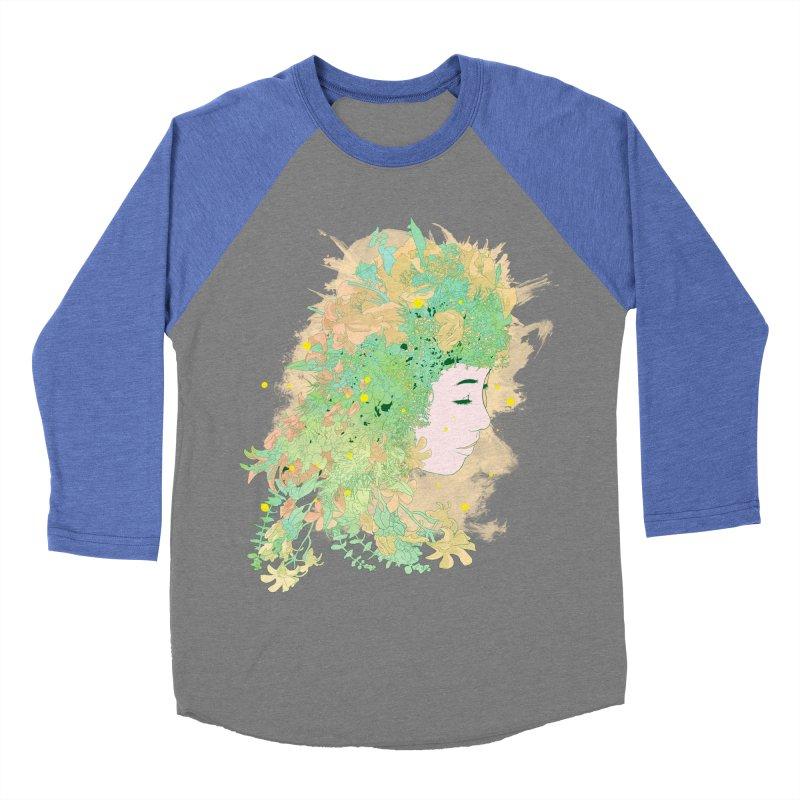 Lovely Women's Baseball Triblend T-Shirt by DesignsbyReg
