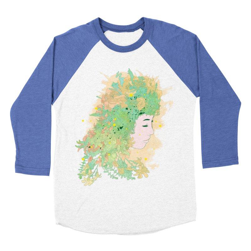 Lovely Men's Baseball Triblend Longsleeve T-Shirt by DesignsbyReg