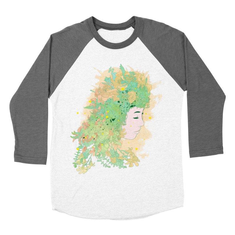 Lovely Men's Baseball Triblend T-Shirt by DesignsbyReg