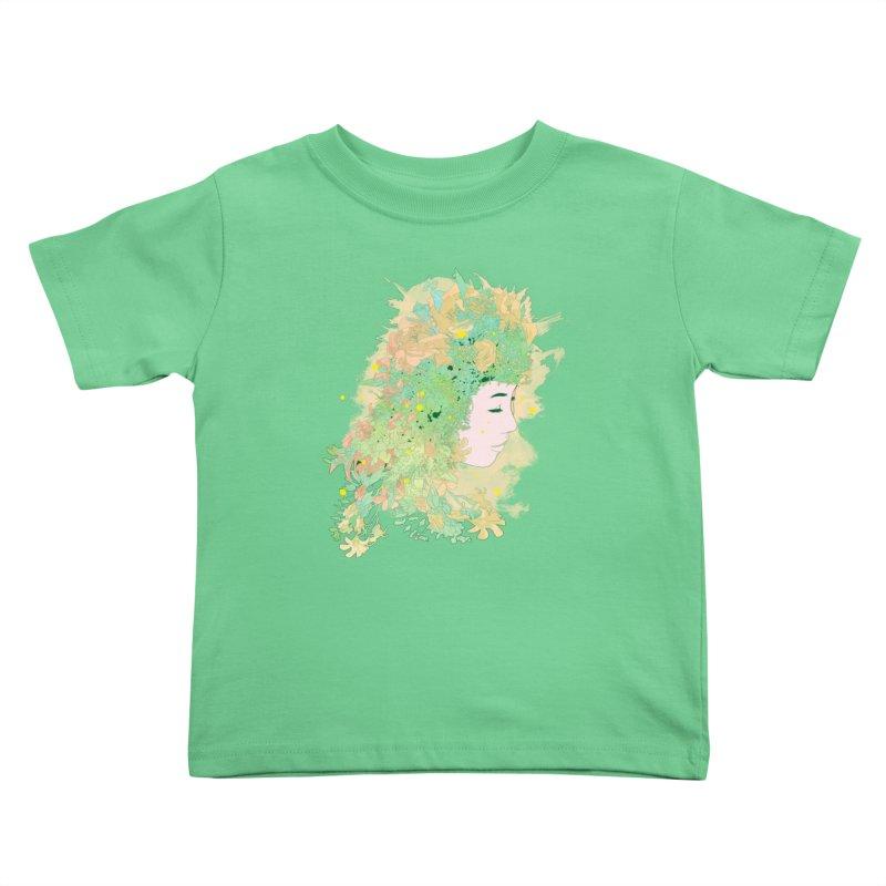 Lovely Kids Toddler T-Shirt by DesignsbyReg