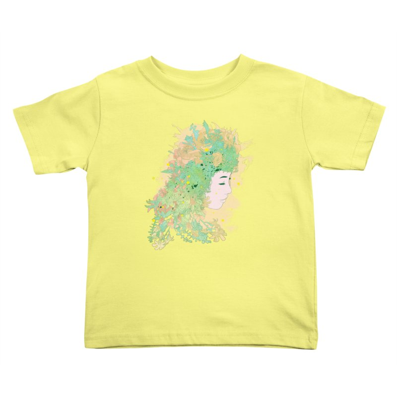 Lovely Kids Toddler T-Shirt by DesignsbyReg
