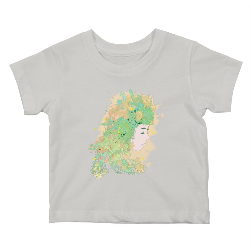Lovely Kids Baby T-Shirt by DesignsbyReg