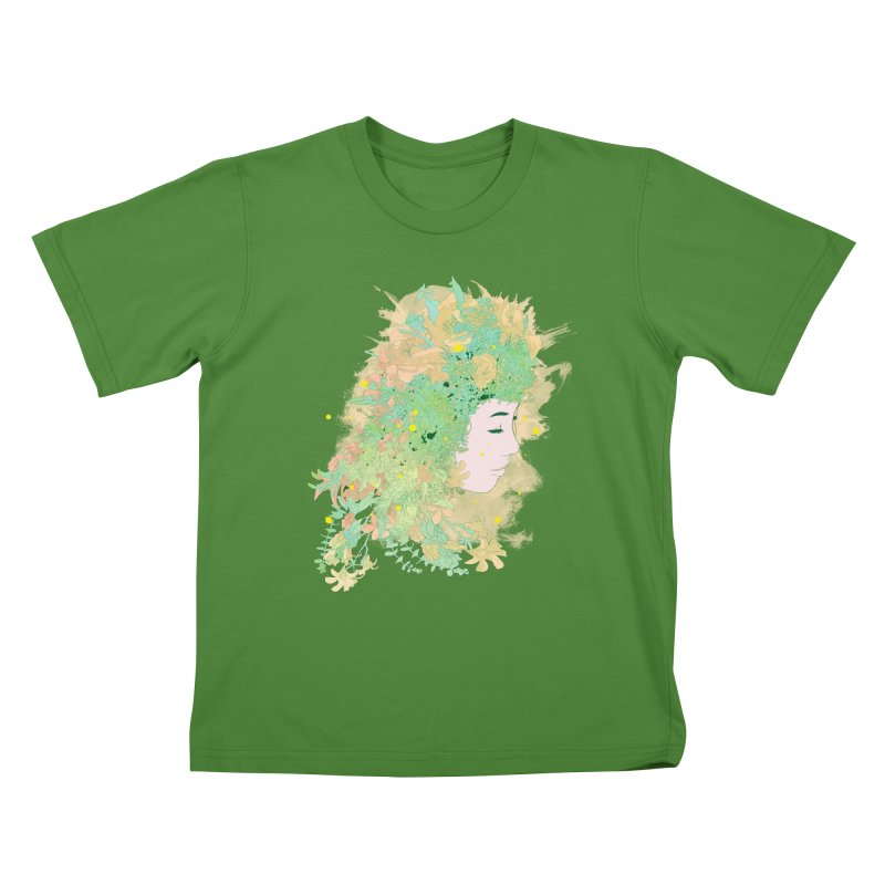 Lovely Kids T-Shirt by DesignsbyReg