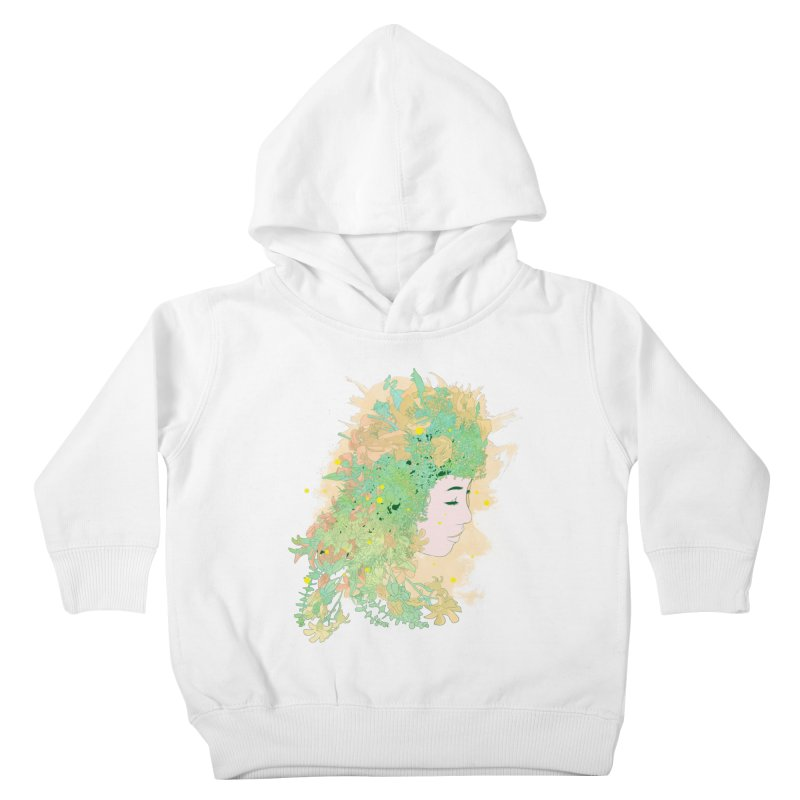 Lovely Kids Toddler Pullover Hoody by DesignsbyReg
