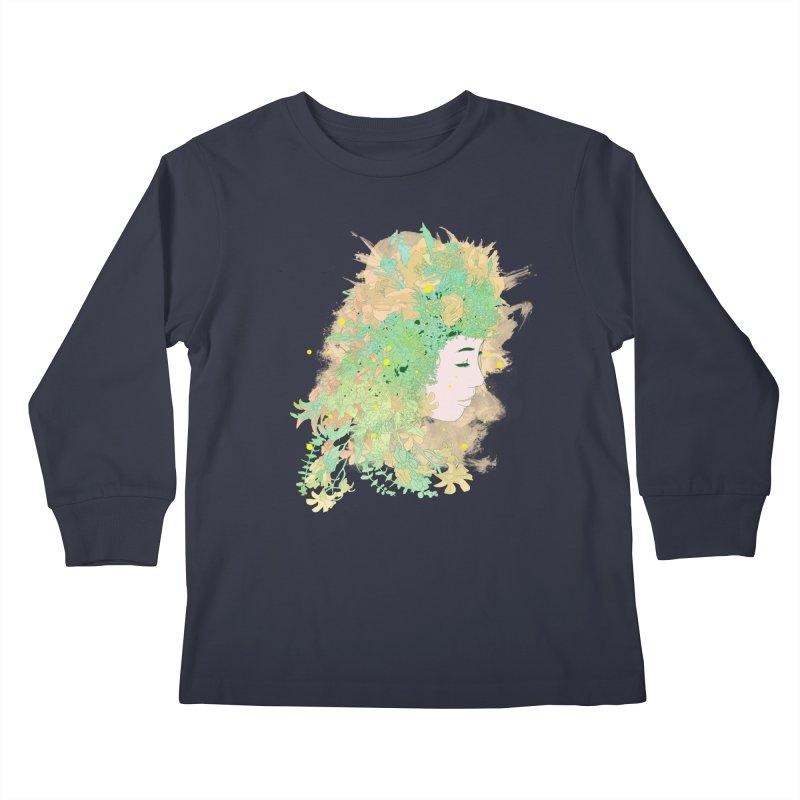 Lovely Kids Longsleeve T-Shirt by DesignsbyReg