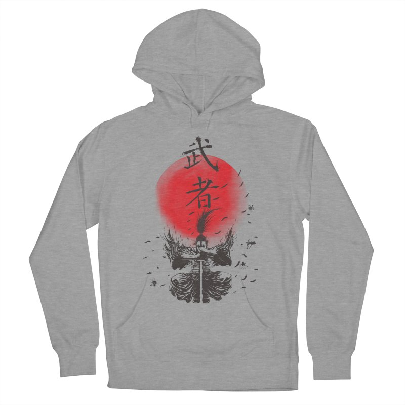 The Warrior Women's Pullover Hoody by DesignsbyReg