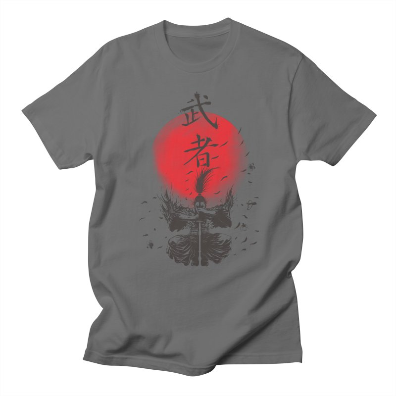 The Warrior Men's T-Shirt by DesignsbyReg