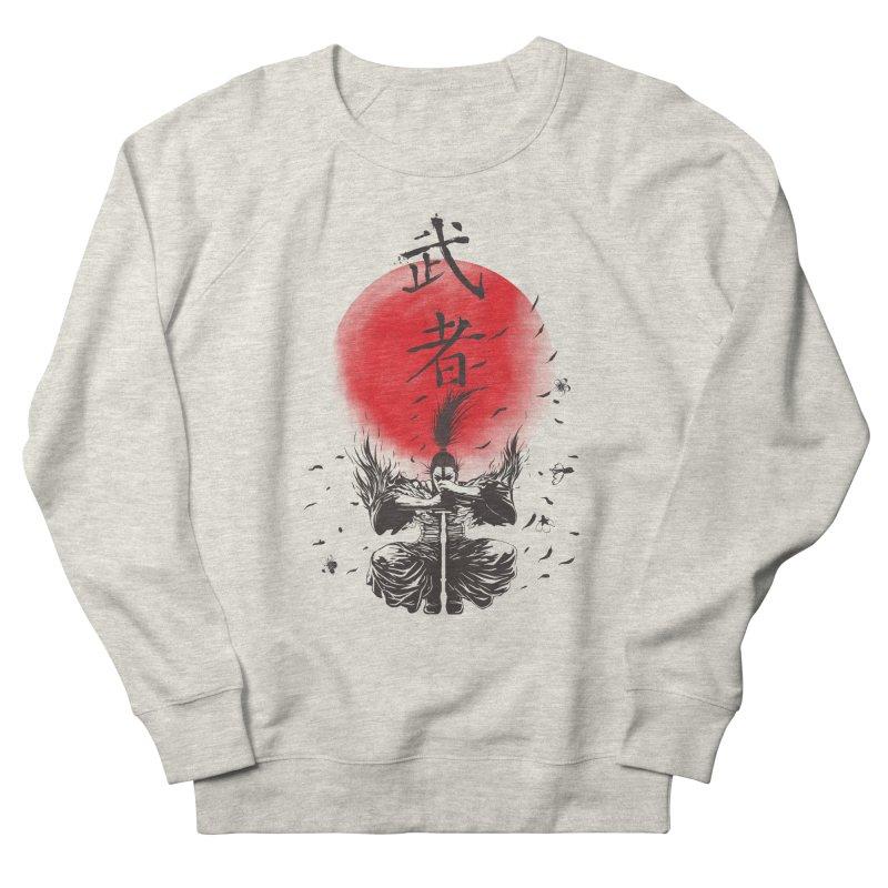 The Warrior Men's Sweatshirt by DesignsbyReg
