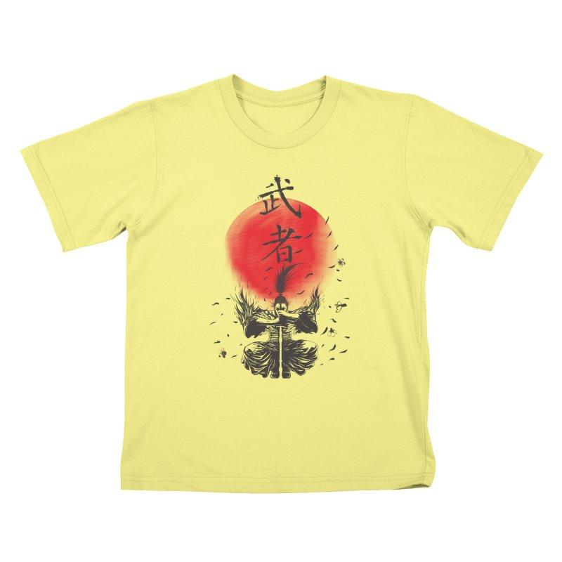 The Warrior Kids T-shirt by DesignsbyReg