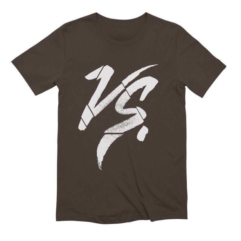 VERSUS Men's Extra Soft T-Shirt by Dave Watkins