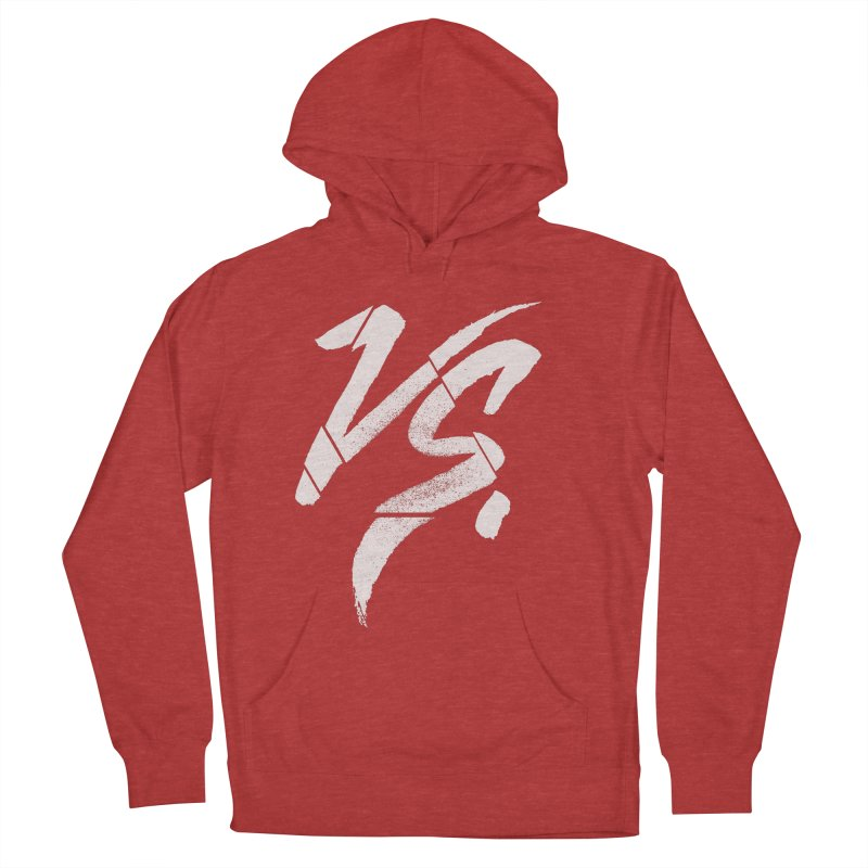 VERSUS Women's French Terry Pullover Hoody by Dave Watkins